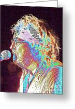 Ray Wylie Hubbard Greeting Card