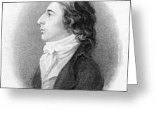 Robert Southey (1774-1843) Greeting Card