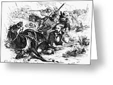Sam Houston (1793-1863) Greeting Card