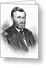 Ulysses S. Grant Greeting Card