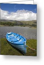 Upper Lake, Killarney National Park Greeting Card