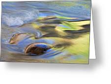 Virgin River Narrows Greeting Card