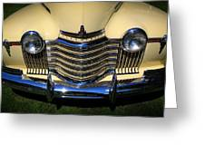41 Olds Greeting Card