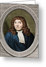 Anton Van Leeuwenhoek, Dutch Greeting Card
