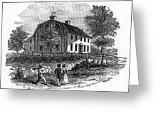 Benedict Arnold (1741-1801) Greeting Card