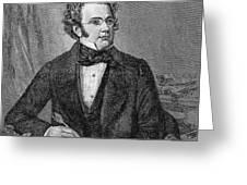 Franz Schubert (1797-1828) Greeting Card