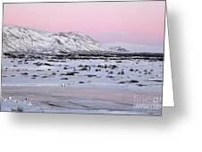 Iceland Greeting Card