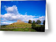 Rock Of Cashel, Co Tipperary, Ireland Greeting Card by The Irish Image Collection
