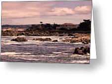 583 P R Monterey 1 Greeting Card