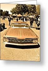 59 Impala Greeting Card