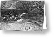 Andrew Jackson (1767-1845) Greeting Card