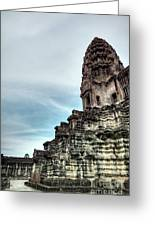 Angkor Wat Greeting Card