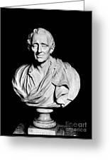 Baron De Montesquieu Greeting Card