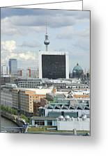 Berlin Greeting Card