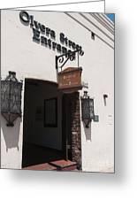 El Pueblo De Los Angeles Greeting Card