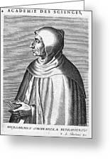 Girolamo Savonarola Greeting Card