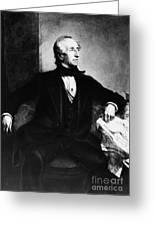 John Tyler (1790-1862) Greeting Card