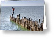 Lake Constance Greeting Card