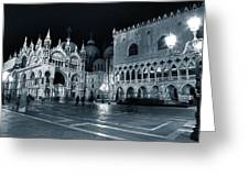Venice Greeting Card by Joana Kruse