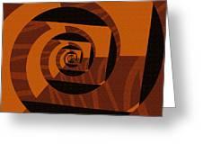 Decoupage Greeting Card