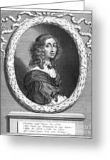 Christina (1626-1689) Greeting Card