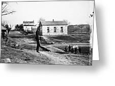 Civil War: Bull Run, 1861 Greeting Card