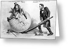 Presidential Campaign: 1864 Greeting Card