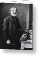 Rudolph Virchow, German Polymath Greeting Card