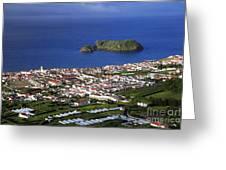 Vila Franca Do Campo Greeting Card