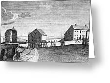 Washington: Inauguration Greeting Card by Granger