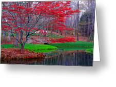 7344a Greeting Card
