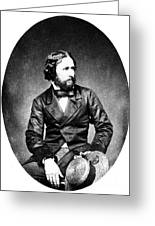 John C. Fremont (1813-1890) Greeting Card