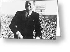 John F. Kennedy (1917-1963) Greeting Card