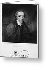 Patrick Henry (1736-1799) Greeting Card