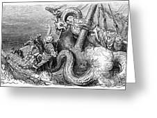 Rabelais: Pantagruel Greeting Card