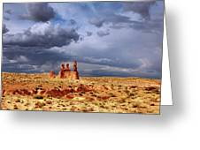 Goblin Valley Greeting Card