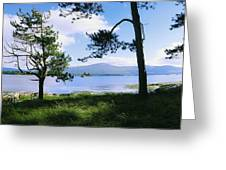Kenmare Bay, Dunkerron Islands, Co Greeting Card