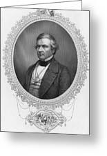 Millard Fillmore (1800-1874) Greeting Card
