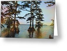 Reelfoot Lake Greeting Card