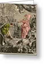 Sir Francis Drake, English Explorer Greeting Card
