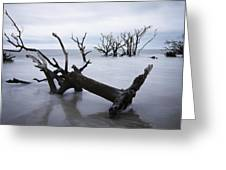 A Dark And Stormy Morning Greeting Card