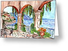A Day To Relax Greeting Card