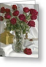 A Fine Romance Greeting Card