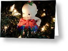 A Kewpie Christmas Gift Greeting Card