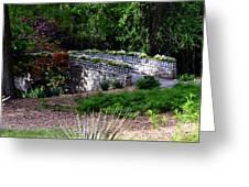 A Landscape Scene Greeting Card