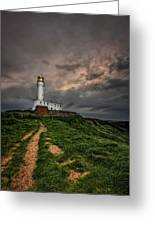 A Path To Enlightment Greeting Card