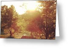 A Pretty Doe Greeting Card