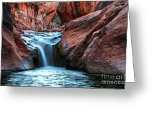 A Sense Of Place Greeting Card