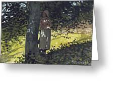 A Shady Spot Greeting Card by Winslow Homer