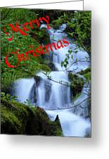 A Snowless Christmas Greeting Card